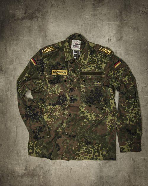 Streetwear LGNDS the legends frankfurt bar club camouflage 124