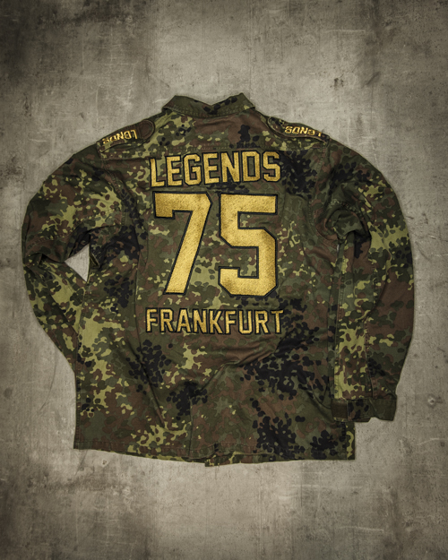 Streetwear LGNDS the legends frankfurt bar club Army Camouflage 03