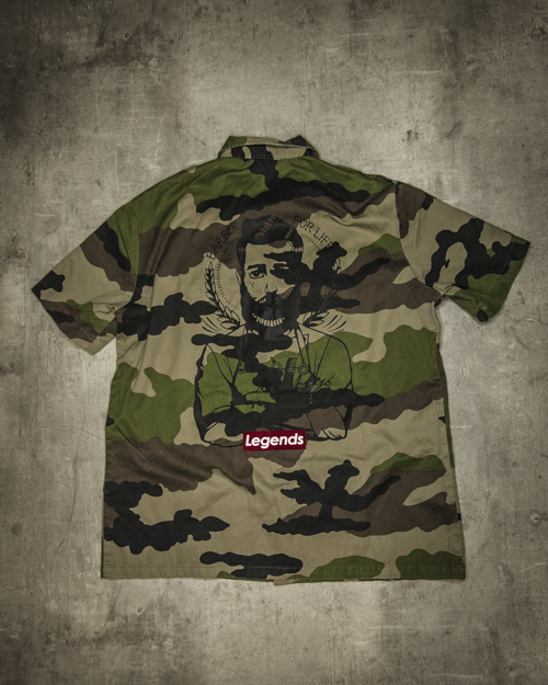 Streetwear LGNDS the legends frankfurt bar club Army Camouflage 05
