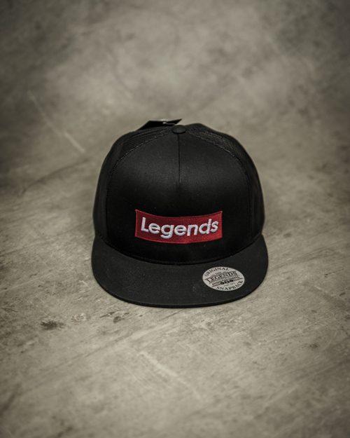 Streetwear LGNDS the legends frankfurt bar club Cap Muetze 105