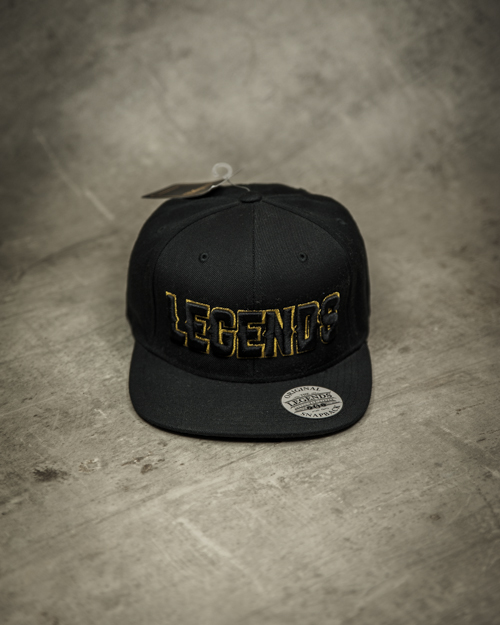 Streetwear LGNDS the legends frankfurt bar club Cap Muetze 103