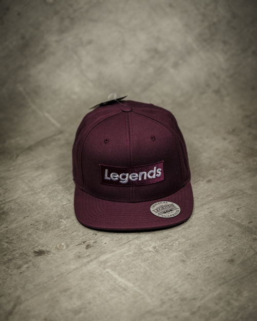 Streetwear LGNDS the legends frankfurt bar club Cap Muetze 101