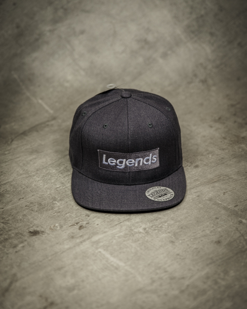 Streetwear LGNDS the legends frankfurt bar club Cap Muetze 79