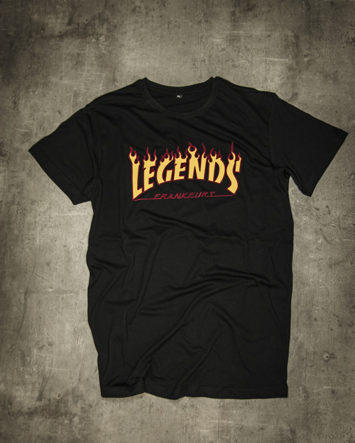 Streetwear LGNDS the legends frankfurt bar club shirt 40