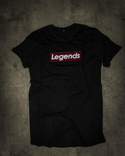 Streetwear LGNDS the legends frankfurt bar club shirt 12