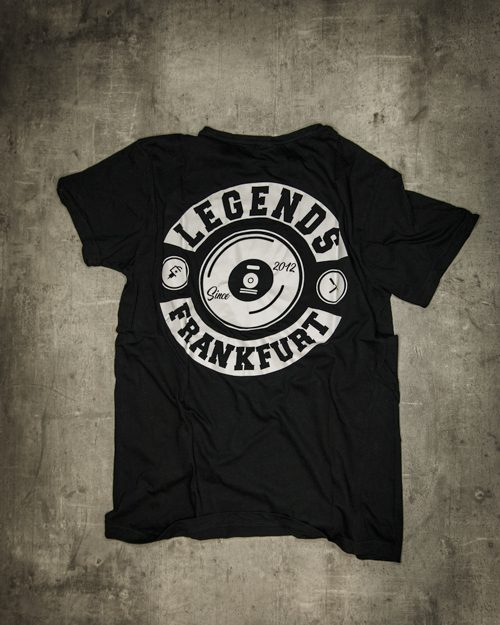 Streetwear LGNDS the legends frankfurt bar club shirt 13