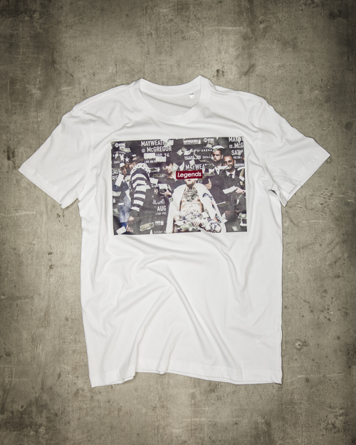 Streetwear LGNDS the legends frankfurt bar club shirt 16