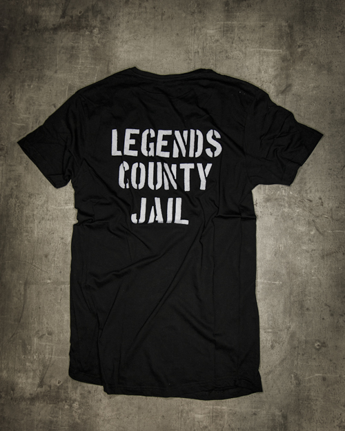 Streetwear LGNDS the legends frankfurt bar club shirt 25