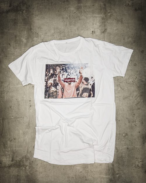 Streetwear LGNDS the legends frankfurt bar club shirt 28
