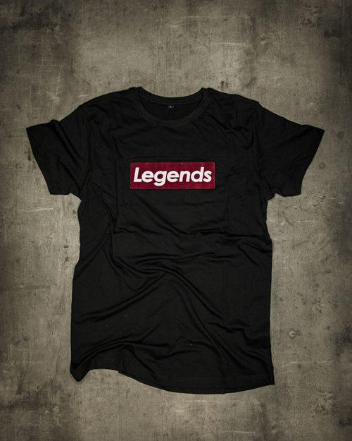 Streetwear LGNDS the legends frankfurt bar club shirt 30