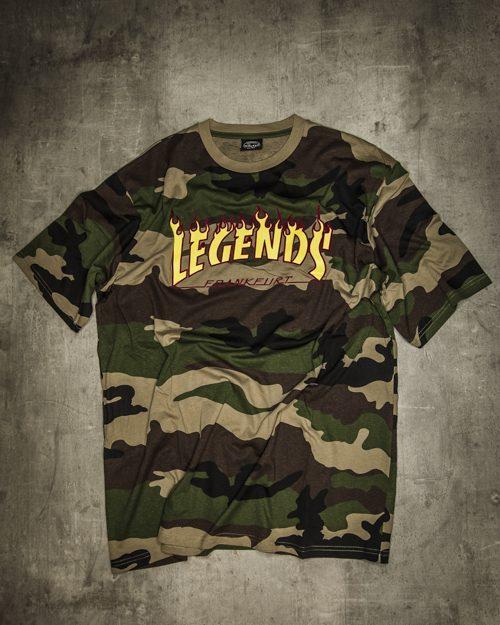 Streetwear LGNDS the legends frankfurt bar club shirt 32