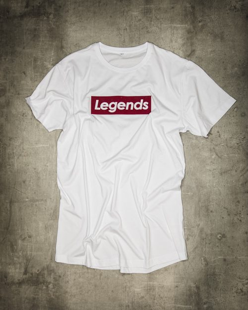 Streetwear LGNDS the legends frankfurt bar club shirt 34