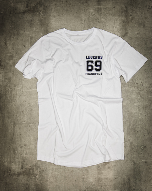 Streetwear LGNDS the legends frankfurt bar club shirt 36