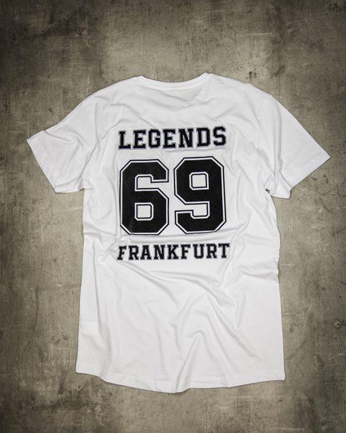 Streetwear LGNDS the legends frankfurt bar club shirt 35