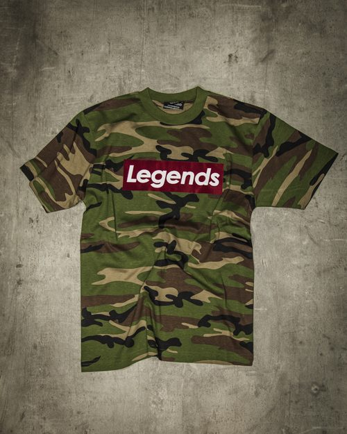 Streetwear LGNDS the legends frankfurt bar club shirt 47