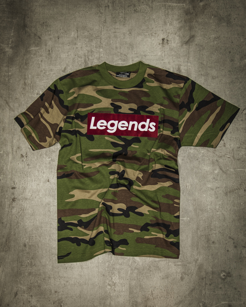 Streetwear LGNDS the legends frankfurt bar club shirt 47
