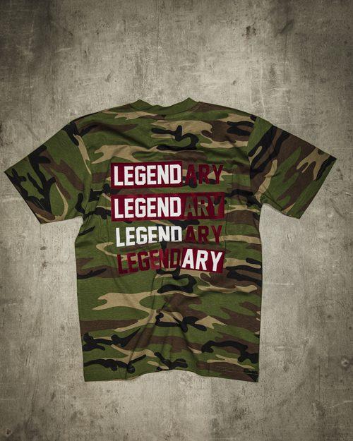 Streetwear LGNDS the legends frankfurt bar club shirt 46