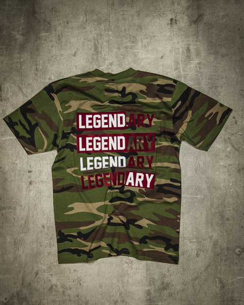 Streetwear LGNDS the legends frankfurt bar club shirt 46