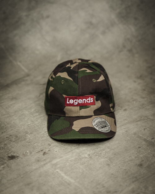 Streetwear LGNDS the legends frankfurt bar club Cap Muetze 75