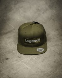 Streetwear LGNDS the legends frankfurt bar club Cap Muetze 73
