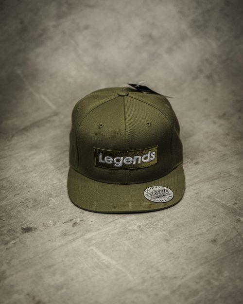 Streetwear LGNDS the legends frankfurt bar club Cap Muetze 73