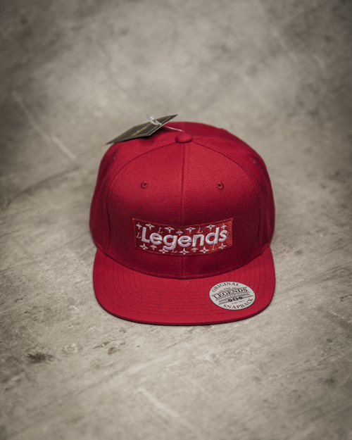 Streetwear LGNDS the legends frankfurt bar club Cap Muetze 69