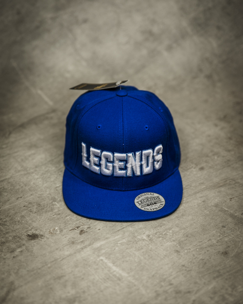 Streetwear LGNDS the legends frankfurt bar club Cap Muetze 61