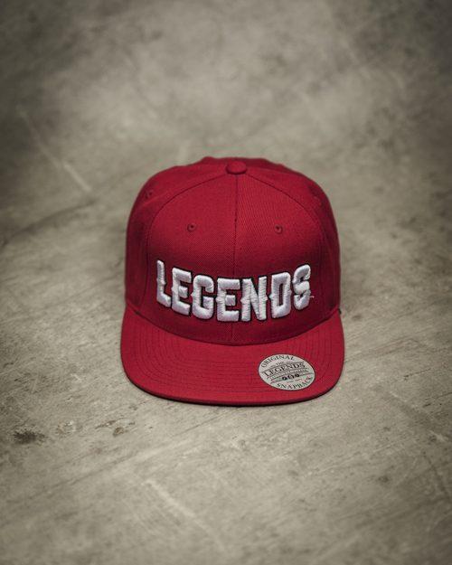Streetwear LGNDS the legends frankfurt bar club Cap Muetze 59