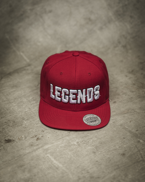 Streetwear LGNDS the legends frankfurt bar club Cap Muetze 59