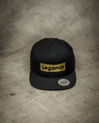Streetwear LGNDS the legends frankfurt bar club Cap Muetze 57