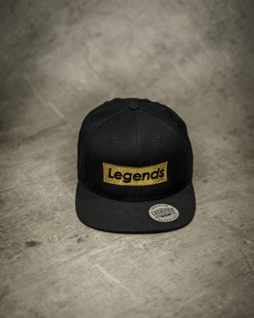 Streetwear LGNDS the legends frankfurt bar club Cap Muetze 57