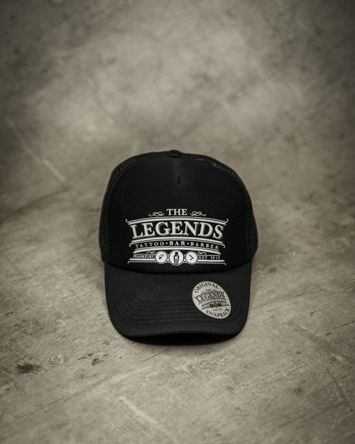 Streetwear LGNDS the legends frankfurt bar club Cap Muetze 53