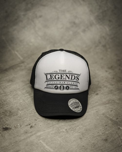 Streetwear LGNDS the legends frankfurt bar club Cap Muetze 51